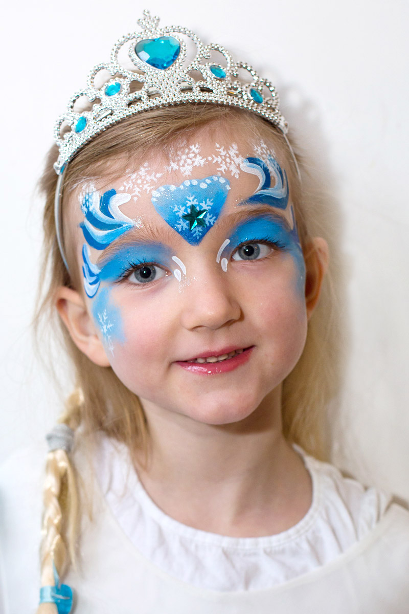 Kinderschminken Bodypainting Koln